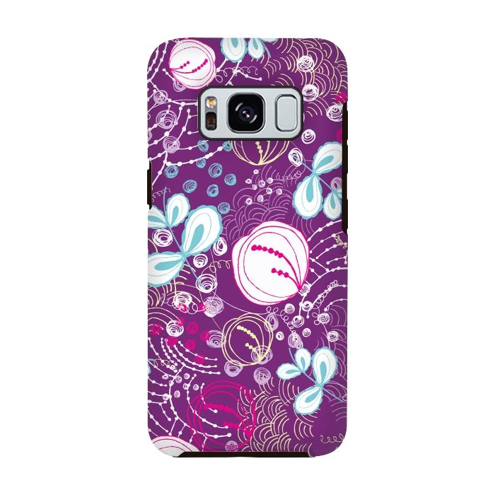 AC-00028767, Phone cases, Galaxy S8, Galaxy S8 plus, StrongFit Galaxy S8, StrongFit Galaxy S8, Rachael Taylor, Bold Oriental, Designers, Tough Cases,