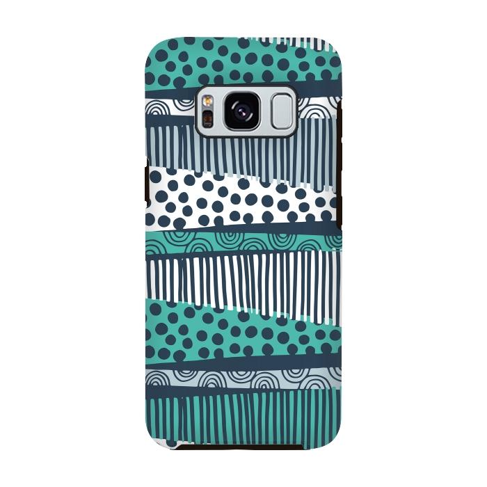 AC-00028771, Phone cases, Galaxy S8, Galaxy S8 plus, StrongFit Galaxy S8, StrongFit Galaxy S8, Rachael Taylor, Border Lanes, Designers, Tough Cases,