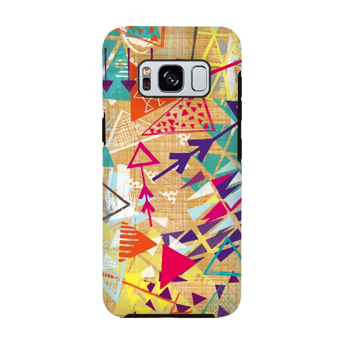 AC-00028775, Phone cases, Galaxy S8, Galaxy S8 plus, StrongFit Galaxy S8, StrongFit Galaxy S8, Rachael Taylor, Tribal Arrows, Designers, Tough Cases,