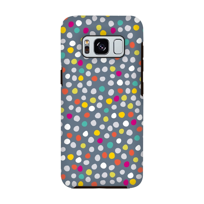AC-00028776, Phone cases, Galaxy S8, Galaxy S8 plus, StrongFit Galaxy S8, StrongFit Galaxy S8, Rachael Taylor, Urban Dot, Designers, Tough Cases,