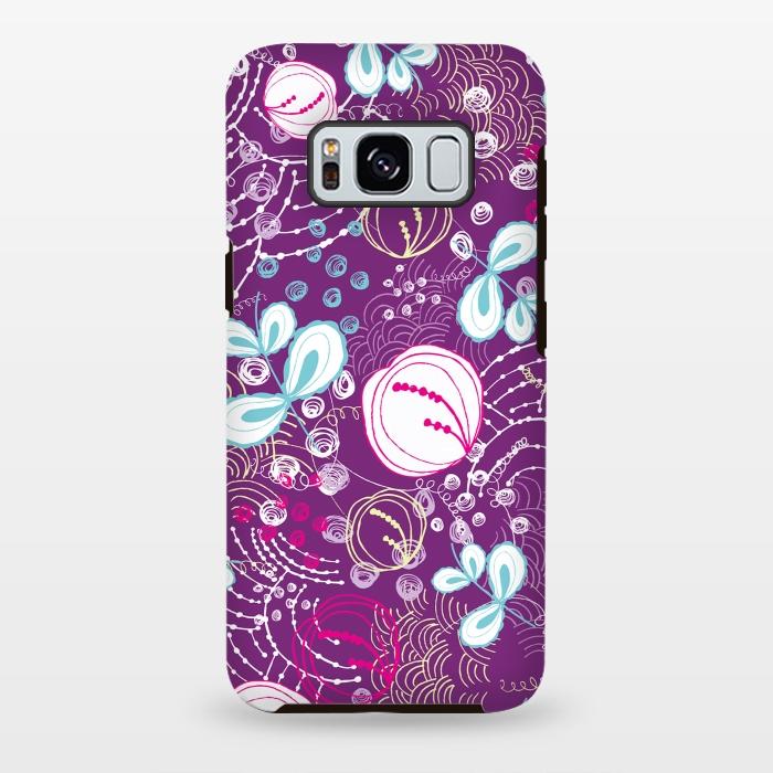 AC-00028779, Phone cases, Galaxy S8+, Galaxy S8 plus, StrongFit Galaxy S8+, StrongFit Galaxy S8 plus, Rachael Taylor, Bold Oriental, Designers, Tough Cases,
