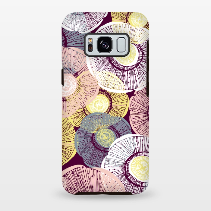 AC-00028780, Phone cases, Galaxy S8+, Galaxy S8 plus, StrongFit Galaxy S8+, StrongFit Galaxy S8 plus, Rachael Taylor, Organic Origin, Designers, Tough Cases,
