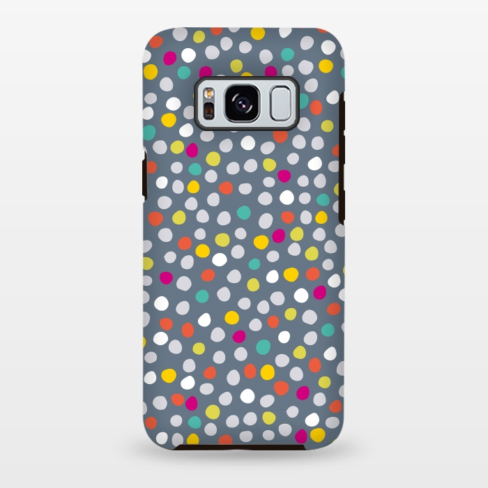 AC-00028787, Phone cases, Galaxy S8+, Galaxy S8 plus, StrongFit Galaxy S8+, StrongFit Galaxy S8 plus, Rachael Taylor, Urban Dot, Designers, Tough Cases,