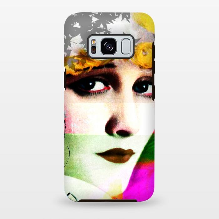 AC-00028792, Phone cases, Galaxy S8+, Galaxy S8 plus, StrongFit Galaxy S8+, StrongFit Galaxy S8 plus, Brandon Combs, Miss Moon, Designers, Tough Cases,