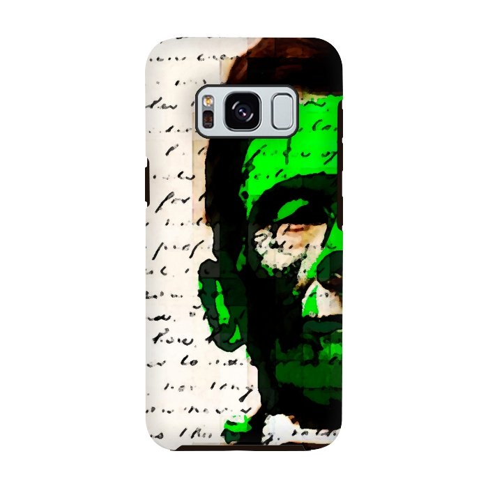 AC-00028796, Phone cases, Galaxy S8, Galaxy S8 plus, StrongFit Galaxy S8, StrongFit Galaxy S8, Brandon Combs, Lincolnstein, Designers, Tough Cases,