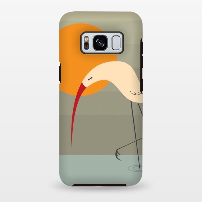AC-00028805, Phone cases, Galaxy S8+, Galaxy S8 plus, StrongFit Galaxy S8+, StrongFit Galaxy S8 plus, Volkan Dalyan, Bird, Designers, Tough Cases,
