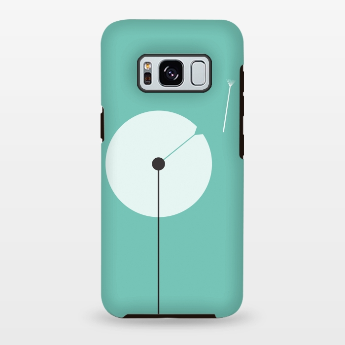 AC-00028806, Phone cases, Galaxy S8+, Galaxy S8 plus, StrongFit Galaxy S8+, StrongFit Galaxy S8 plus, Volkan Dalyan, Dandelion, Designers, Tough Cases,