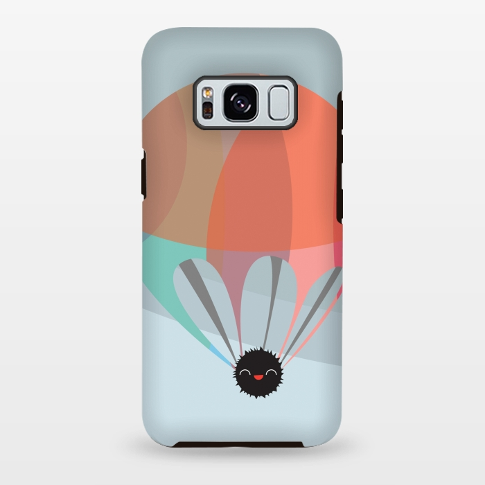 AC-00028808, Phone cases, Galaxy S8+, Galaxy S8 plus, StrongFit Galaxy S8+, StrongFit Galaxy S8 plus, Volkan Dalyan, Flying Happy Dust, Designers, Tough Cases,