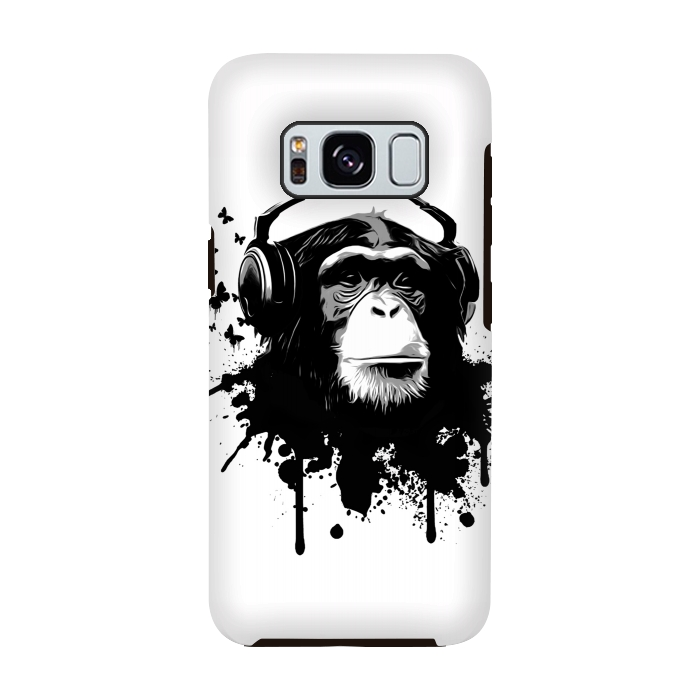 AC-00028816, Phone cases, Galaxy S8, Galaxy S8 plus, StrongFit Galaxy S8, StrongFit Galaxy S8, Nicklas Gustafsson, Monkey Business, Designers, Tough Cases,