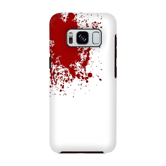 AC-00028817, Phone cases, Galaxy S8, Galaxy S8 plus, StrongFit Galaxy S8, StrongFit Galaxy S8, Nicklas Gustafsson, Bloody, Designers, Tough Cases,