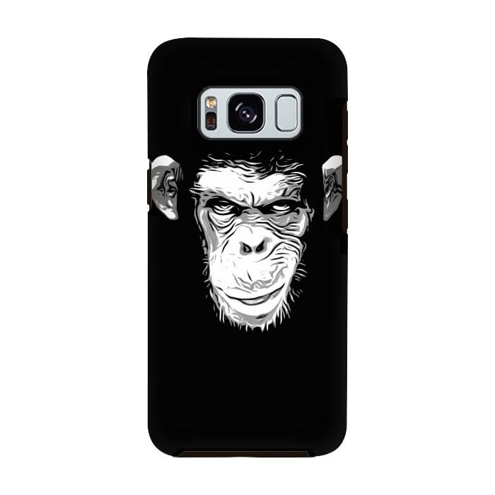 AC-00028819, Phone cases, Galaxy S8, Galaxy S8 plus, StrongFit Galaxy S8, StrongFit Galaxy S8, Nicklas Gustafsson, Evil Monkey, Designers, Tough Cases,