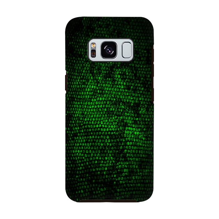 AC-00028823, Phone cases, Galaxy S8, Galaxy S8 plus, StrongFit Galaxy S8, StrongFit Galaxy S8, Nicklas Gustafsson, Reptile skin, Designers, Tough Cases,