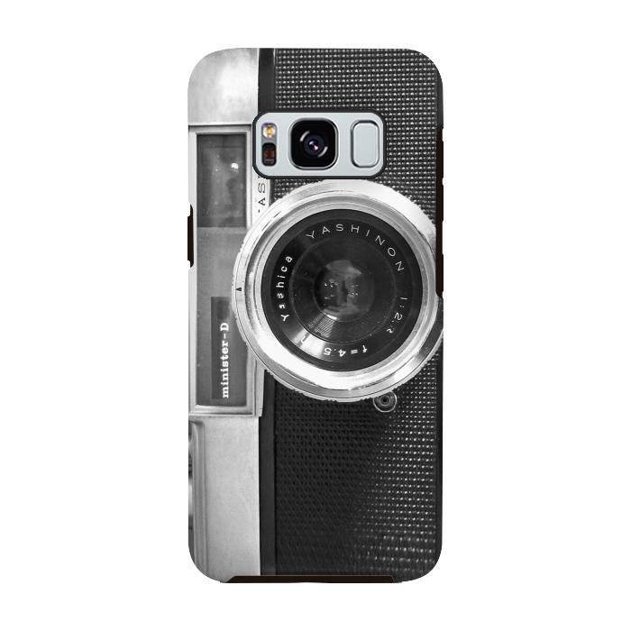 AC-00028825, Phone cases, Galaxy S8, Galaxy S8 plus, StrongFit Galaxy S8, StrongFit Galaxy S8, Nicklas Gustafsson, Oldschool cameraphone, Designers, Tough Cases,