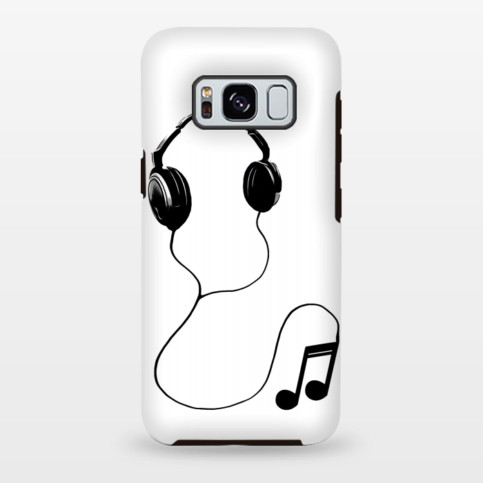 AC-00028826, Phone cases, Galaxy S8+, Galaxy S8 plus, StrongFit Galaxy S8+, StrongFit Galaxy S8 plus, Nicklas Gustafsson, Sweet Tunes, Designers, Tough Cases,