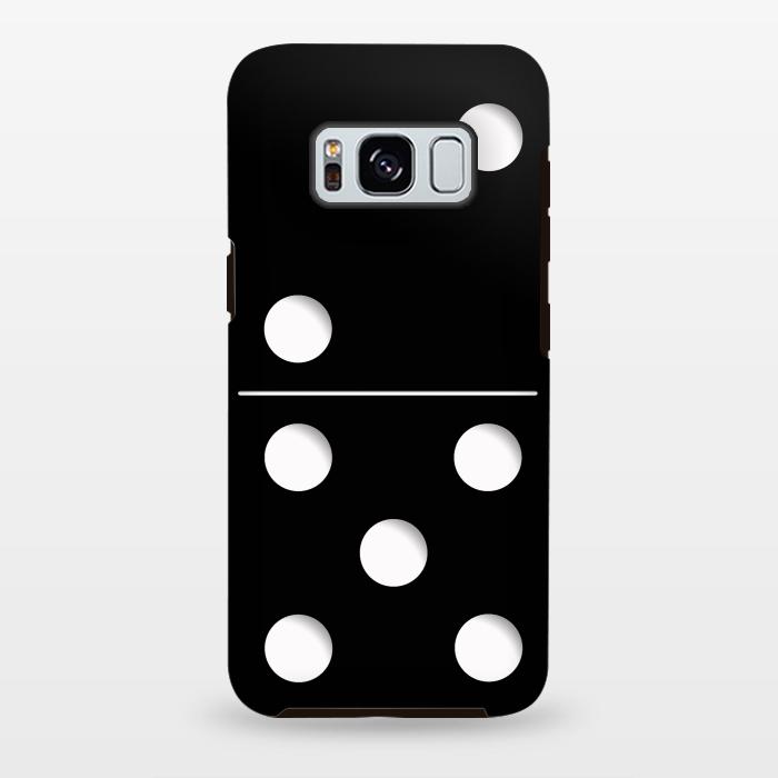 AC-00028828, Phone cases, Galaxy S8+, Galaxy S8 plus, StrongFit Galaxy S8+, StrongFit Galaxy S8 plus, Nicklas Gustafsson, Domino, Designers, Tough Cases,