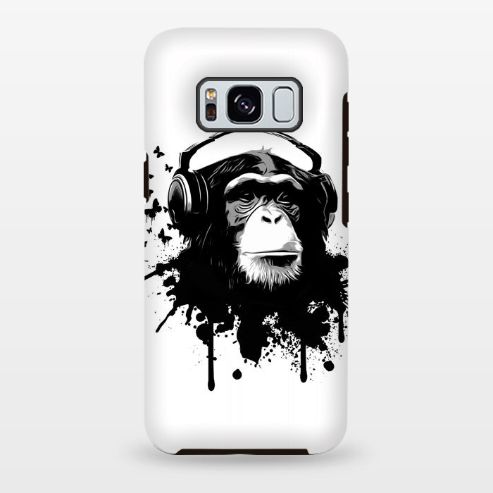 AC-00028831, Phone cases, Galaxy S8+, Galaxy S8 plus, StrongFit Galaxy S8+, StrongFit Galaxy S8 plus, Nicklas Gustafsson, Monkey Business, Designers, Tough Cases,