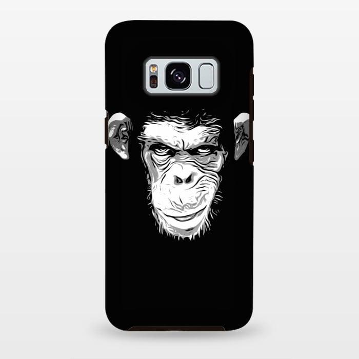 AC-00028834, Phone cases, Galaxy S8+, Galaxy S8 plus, StrongFit Galaxy S8+, StrongFit Galaxy S8 plus, Nicklas Gustafsson, Evil Monkey, Designers, Tough Cases,