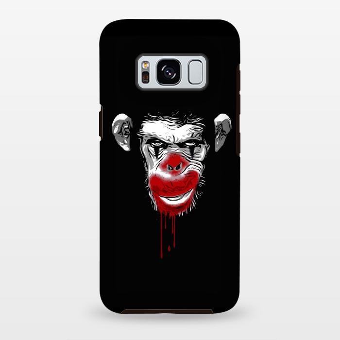AC-00028835, Phone cases, Galaxy S8+, Galaxy S8 plus, StrongFit Galaxy S8+, StrongFit Galaxy S8 plus, Nicklas Gustafsson, Evil Monkey Clown, Designers, Tough Cases,