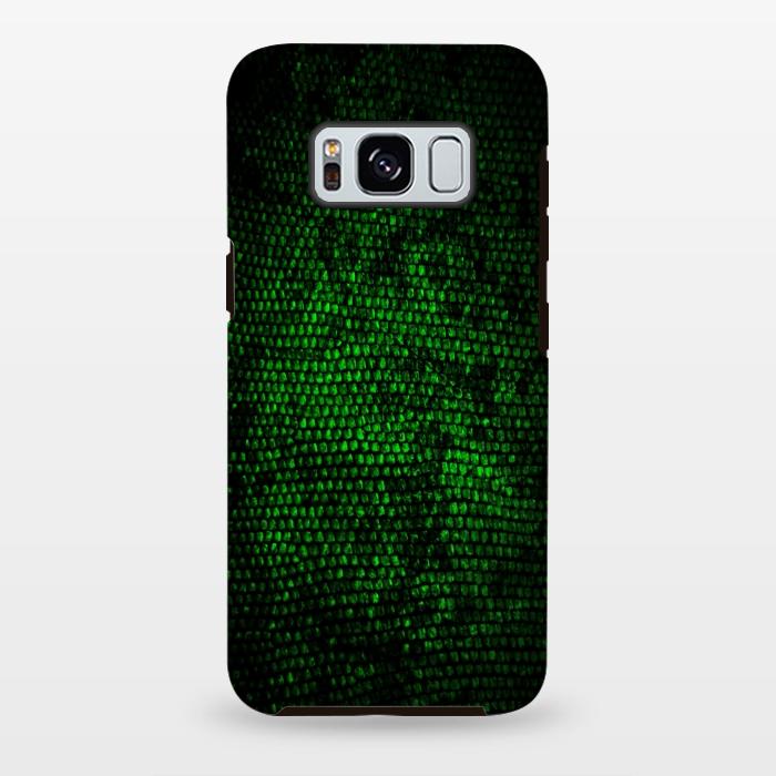 AC-00028838, Phone cases, Galaxy S8+, Galaxy S8 plus, StrongFit Galaxy S8+, StrongFit Galaxy S8 plus, Nicklas Gustafsson, Reptile skin, Designers, Tough Cases,