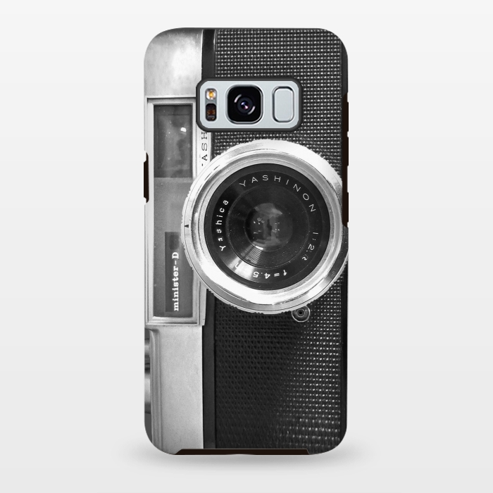 AC-00028840, Phone cases, Galaxy S8+, Galaxy S8 plus, StrongFit Galaxy S8+, StrongFit Galaxy S8 plus, Nicklas Gustafsson, Oldschool cameraphone, Designers, Tough Cases,