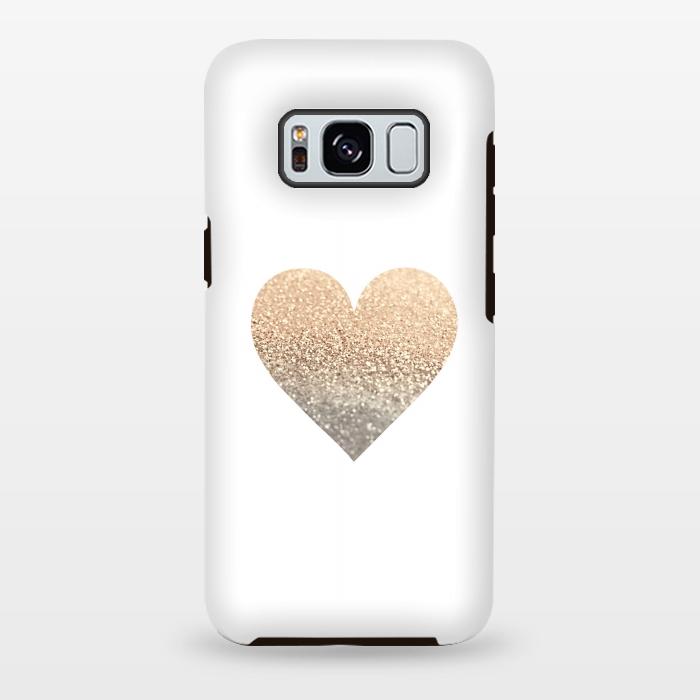 Gatsby Gold Heart