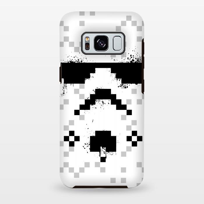 8-bit Trooper - Black