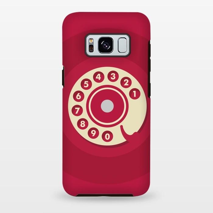 Vintage Red Telephone