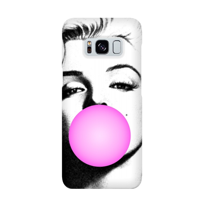 Marilyn Chewing Gum Bubble