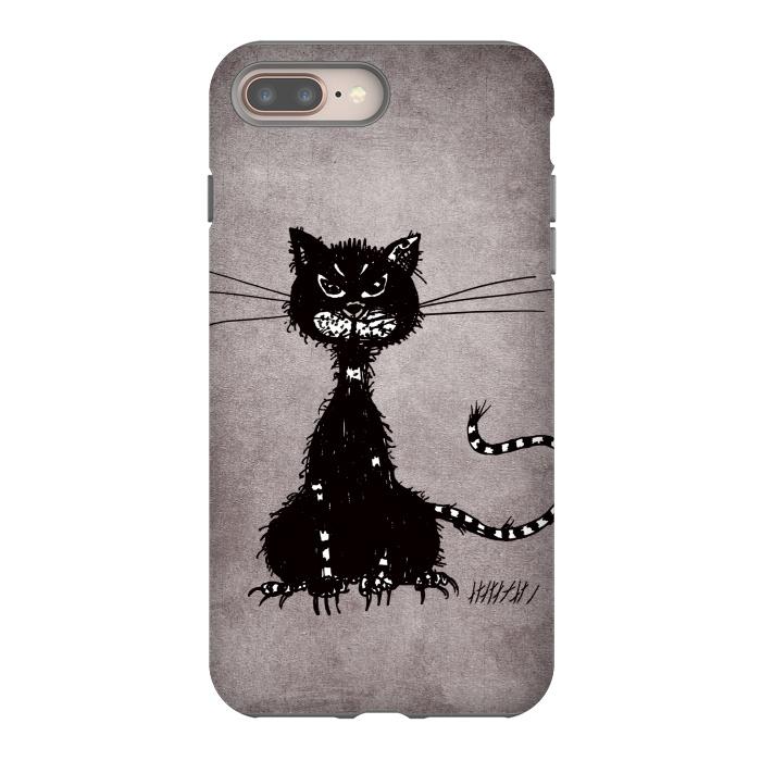 Ragged Evil Black Cat