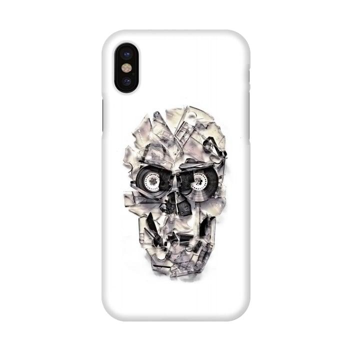 AC-00043424, Phone cases, Slim Cases, iPhone X, SlimFit iPhone X, Snap on iPhone X, Ali Gulec, Hometaping, Designers,