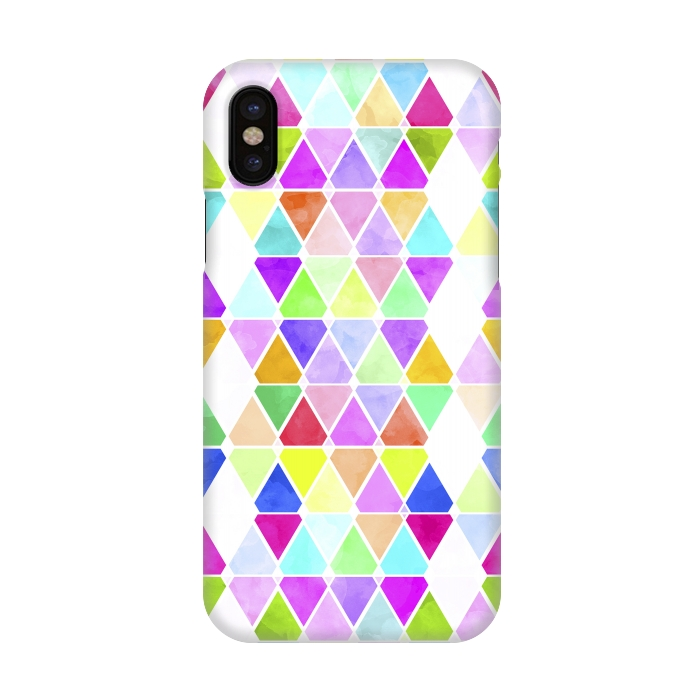 more photos 2f719 9a3bd iPhone X Cases Watercolor Abstract by Girly Trend | ArtsCase