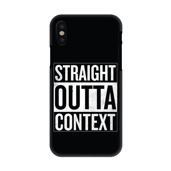Straight Outta Context
