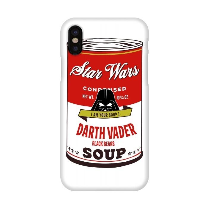Star Wars Campbells Soup Vader