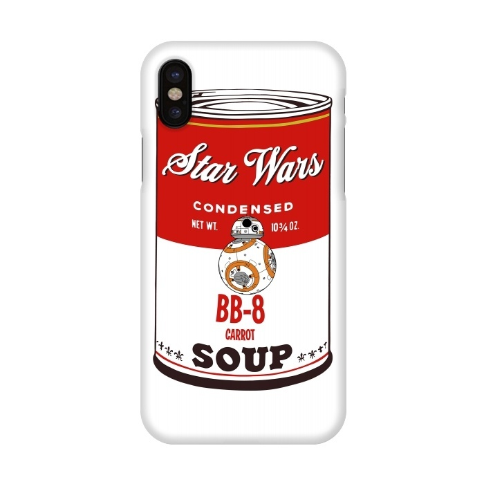 Star Wars Campbells Soup BB-8