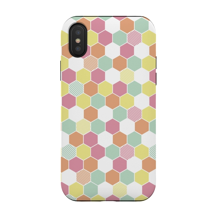 Geo Hex by Alice Perry Designs
