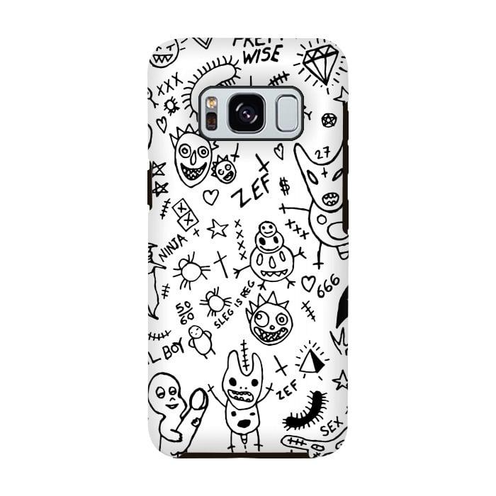 Zef Doodles iphone case