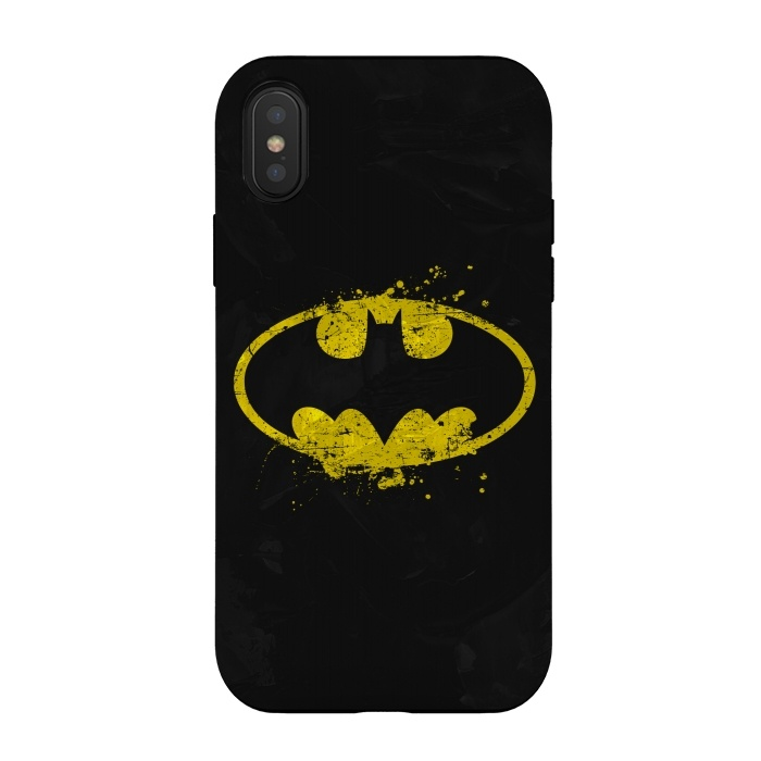 batman iphone xs case