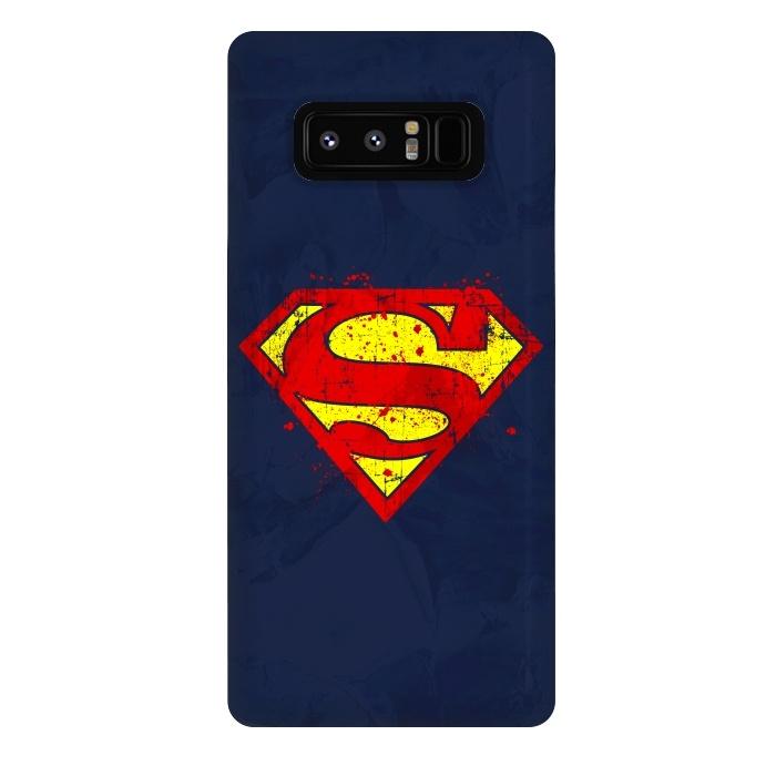 Super Man's Splash