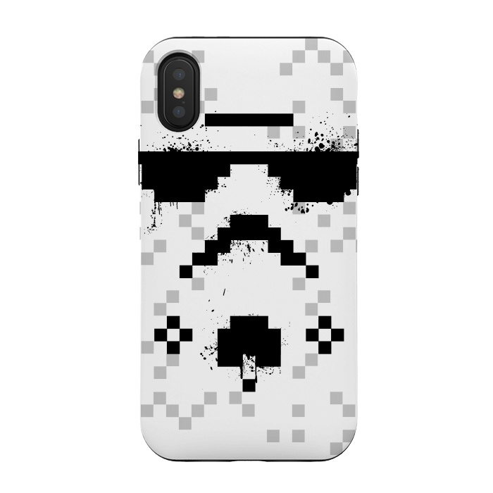 8-bit Trooper - Black