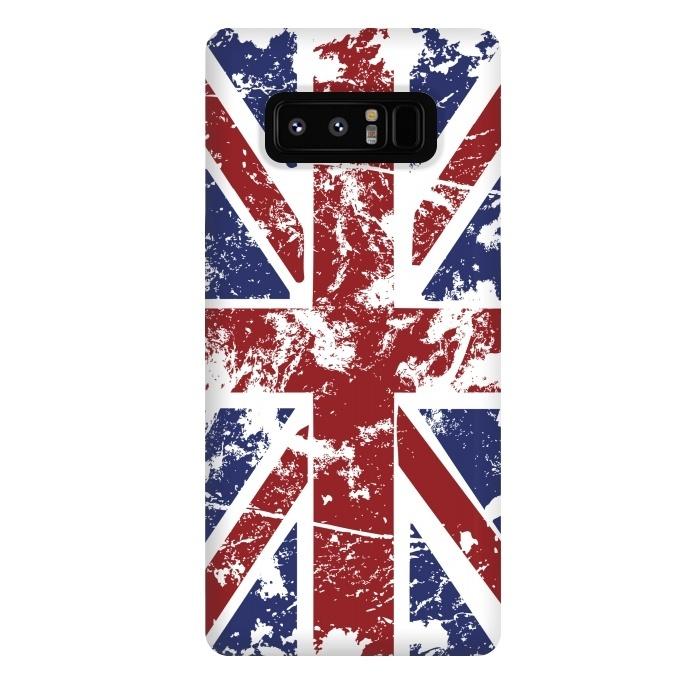 Grunge UK Flag