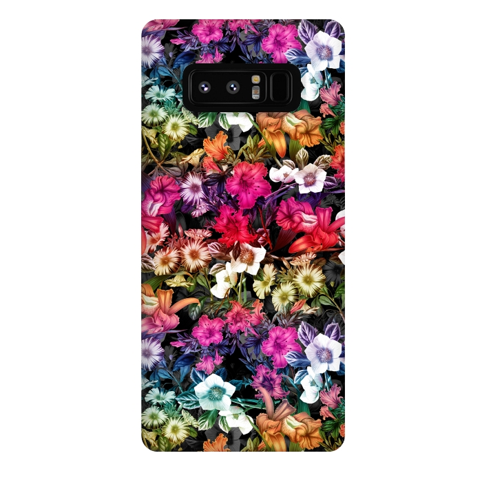 Multicolor Floral Pattern II