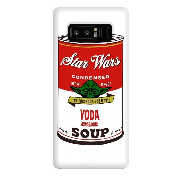 Star Wars Campbells Soup Yoda