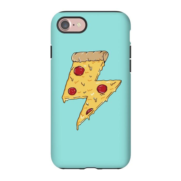 Pizza power green