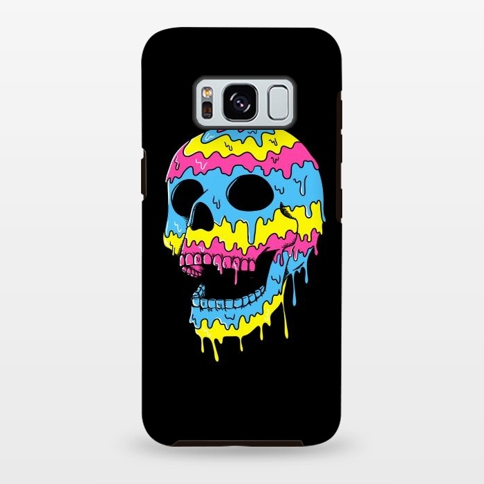 Melted Skull