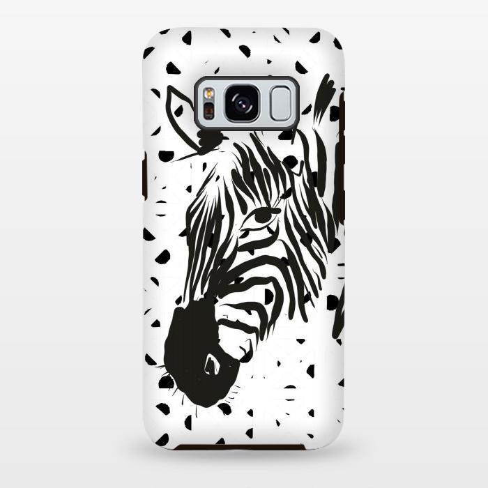 Monsieur Zebra