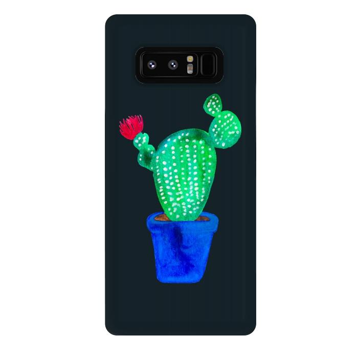 Red Flower Cactus