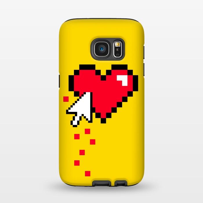 Broken 8 bits Heart II