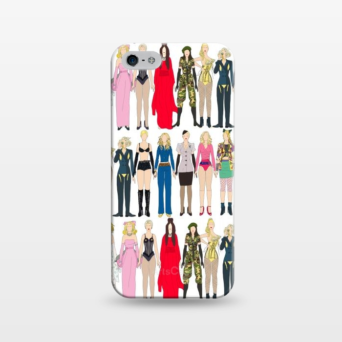 Iphone 5 5e 5s Cases Madge By Notsniw Artscase