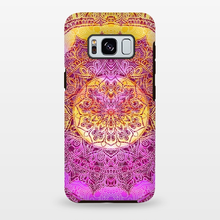 best website f98ed 1fb5a Galaxy S8 plus Cases Solar gradient by Oana | ArtsCase