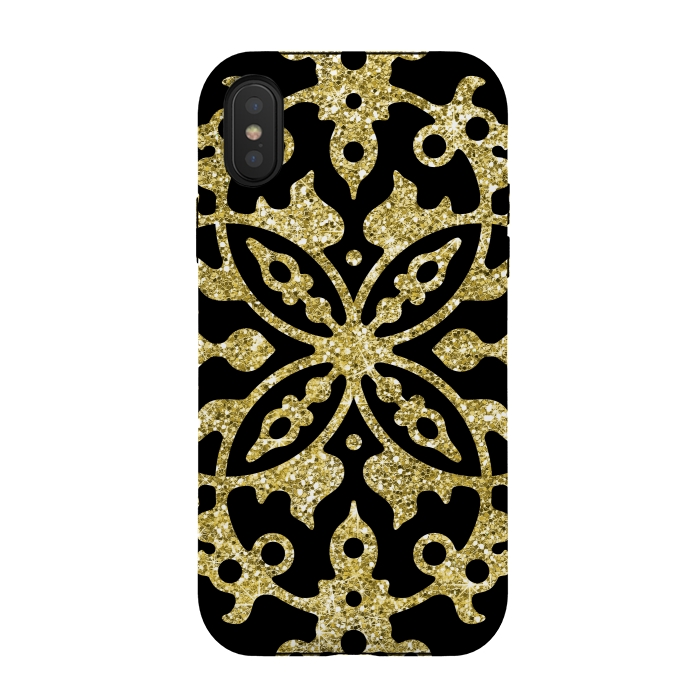 Black and Gold Fashion Case